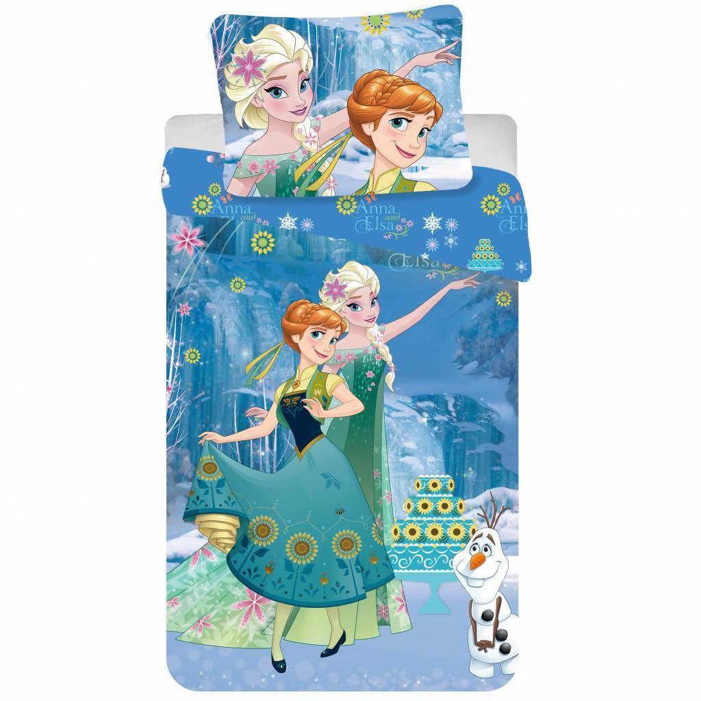Disney Frozen Dekbedovertrek Sisters