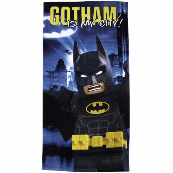 Lego Batman Movie Hero Strandlaken 70 x 140 cm