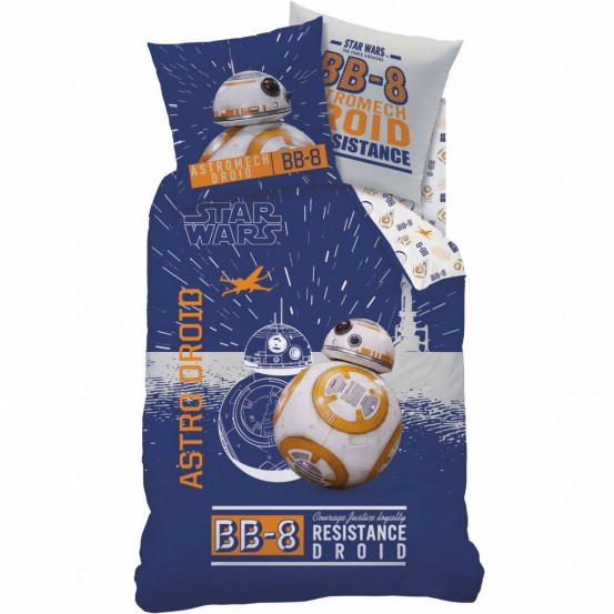 Star Wars Dekbedovertrek BB8