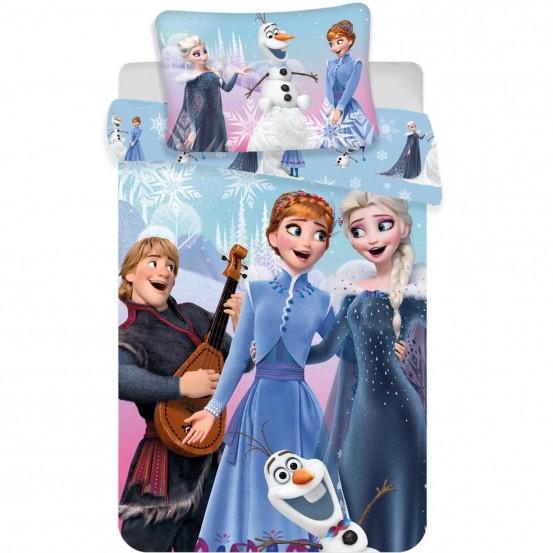 Disney Frozen Dekbedovertrek Singing Together
