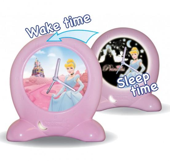 Bedtijd Trainer Disney Princess Go Glow Clock