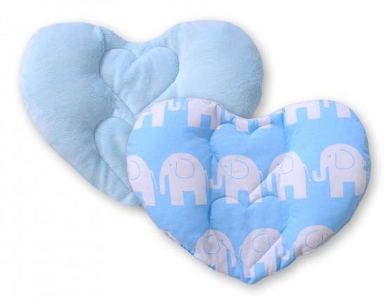 My Sweet Baby Autostoel Hoofdverkleiner Olifant Blauw