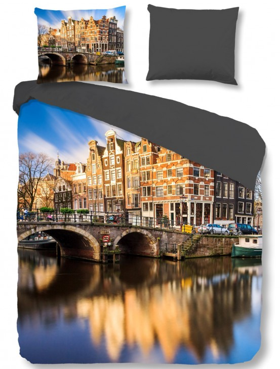 Pure dekbedovertrek Amsterdam