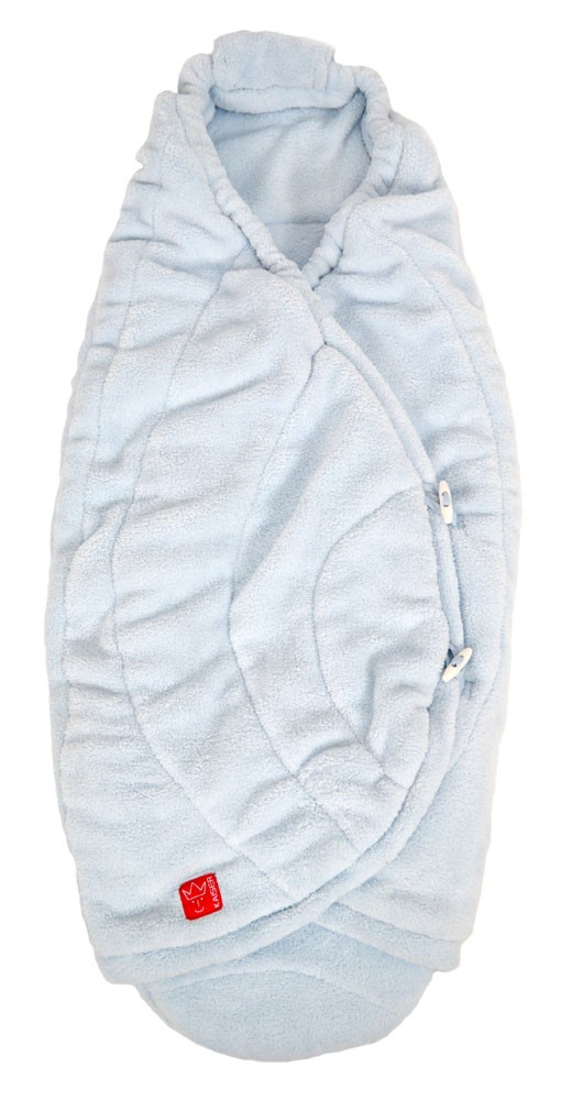 Kaiser voetenzak/wrapper Cooco Blauw
