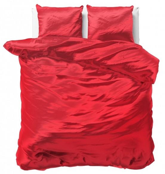 Sleeptime Beauty Skin Care Dekbedovertrek Red