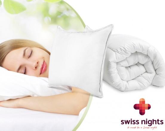 Swiss Night Voordeelpack Dekbed + Kussen
