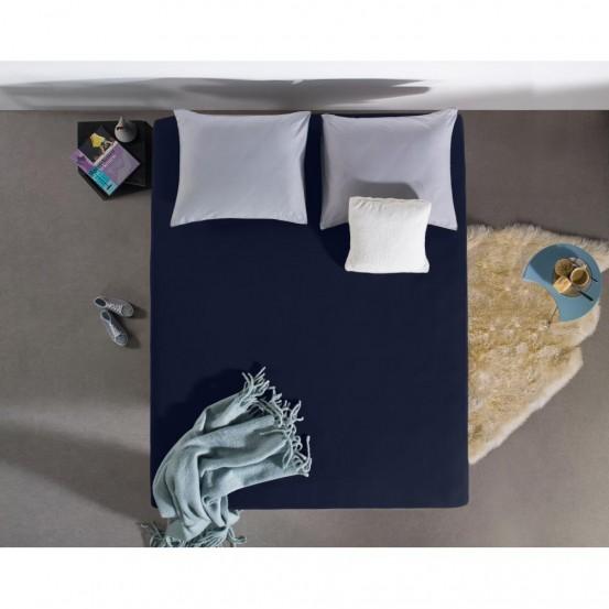 Dreamhouse Jersey Hoeslaken Indigo Blue
