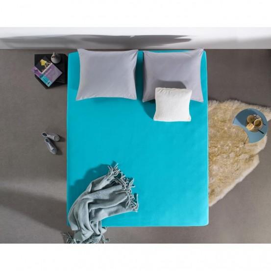 Dreamhouse Jersey Hoeslaken Turquoise