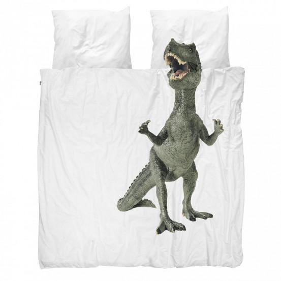Snurk Beddengoed Dinosaurus Rex