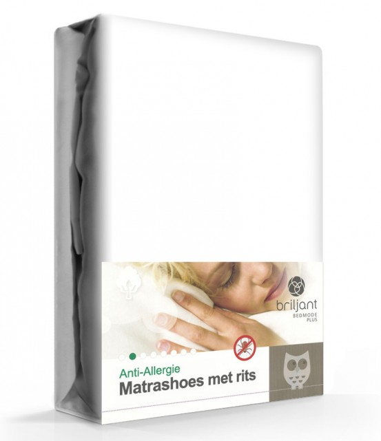 Matrasvernieuwer/Beschermer Anti Allergie Evolon (25cm)
