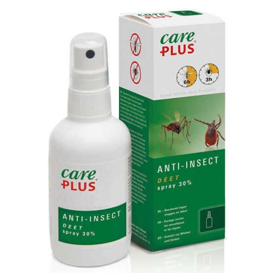 Anti-Insect Deet 30% spray 100ml