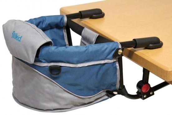 Baby Hangstoel Blauw/Petrol
