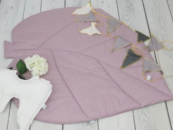 Betulli Speelkleed Herfstblad Satin Dusty Lavendel
