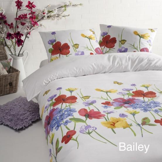 Papillon Dekbedovertrek Bailey