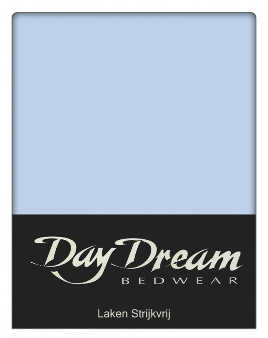 Lakens Katoen Blauw Day Dream