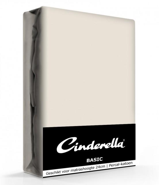 Cinderella Basic Hoeslaken Taupe