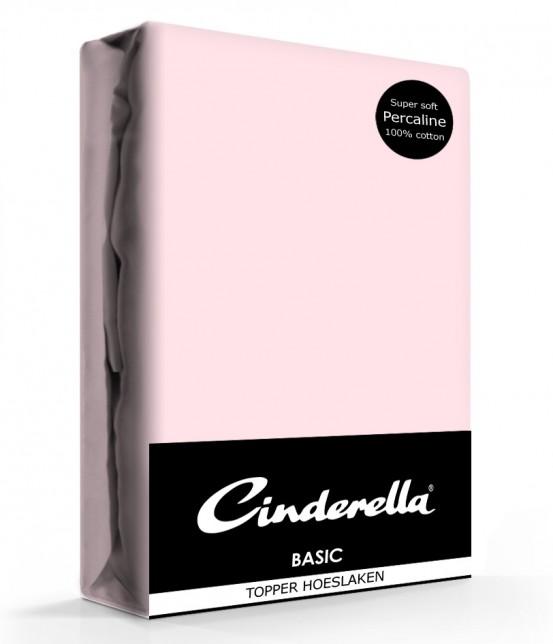 Cinderella Topper Hoeslaken Basic Percaline Candy