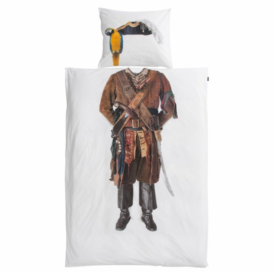 Snurk Beddengoed Pirate-140 x 200/220 cm