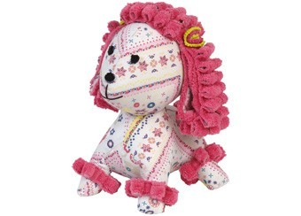 Colorique Daisy Mae knuffel Multi