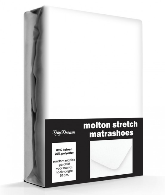 Molton Stretch Hoeslaken Day Dream