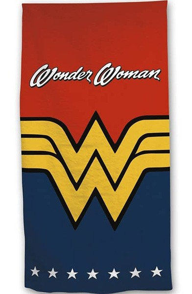 Wonder Woman - Strandlaken - 70 x 140 cm - Multi