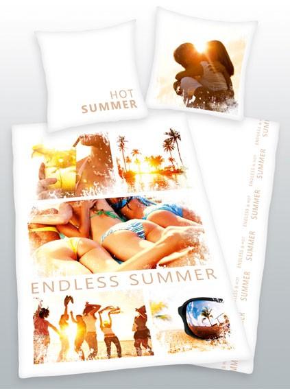 Dekbedovertrek Endless Summer