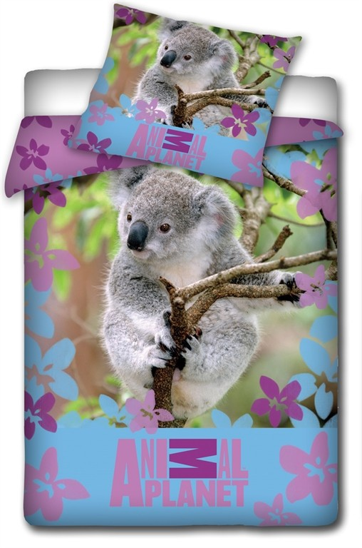Koala Beertje Dekbed Animal Planet