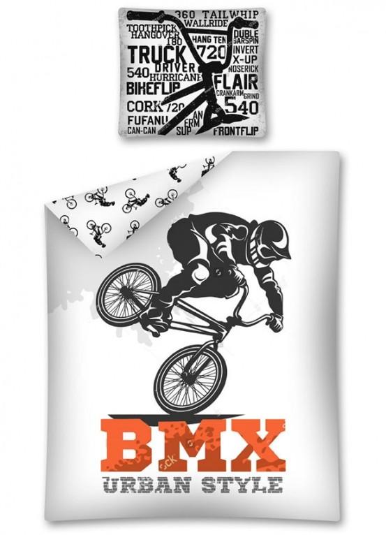 Dekbedovertrek BMX Fiets Urban Cross
