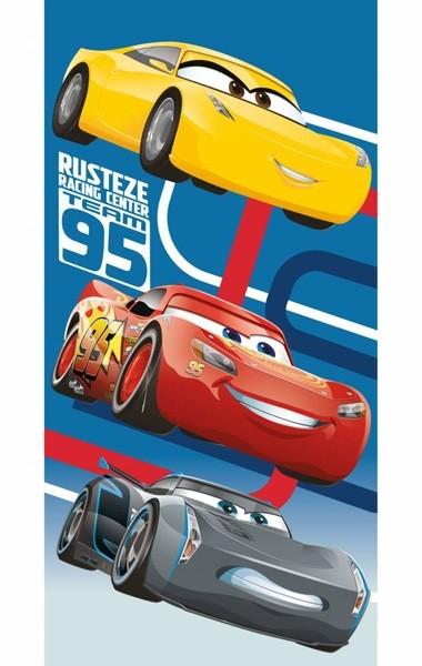 Disney Cars Team 95 Strandlaken 70x140cm