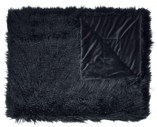 Essenza Plaid Vita Nightblue 140x200cm