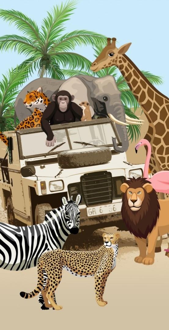 Good Morning Strandlaken Jeep Jungle