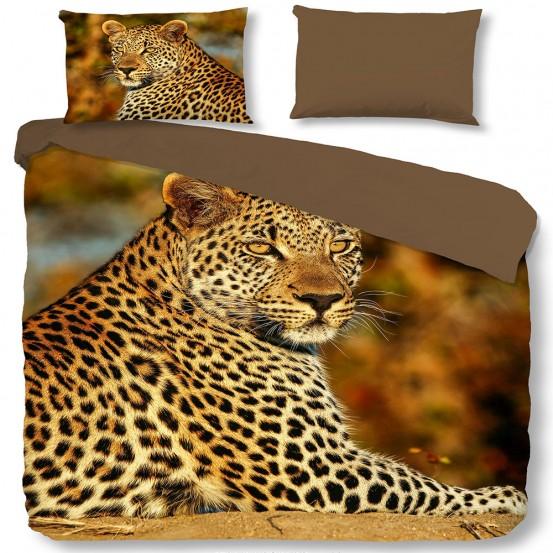 Goodmorning Dekbedovertrek Leopard