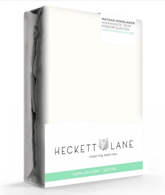 Heckett & Lane Hoeslaken Satijn Off White