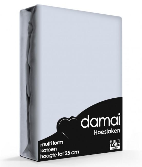 Hoeslaken Multiform Damai Azure (Katoen)