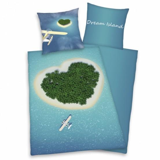Teen World Dekbedovertrek Dream Island