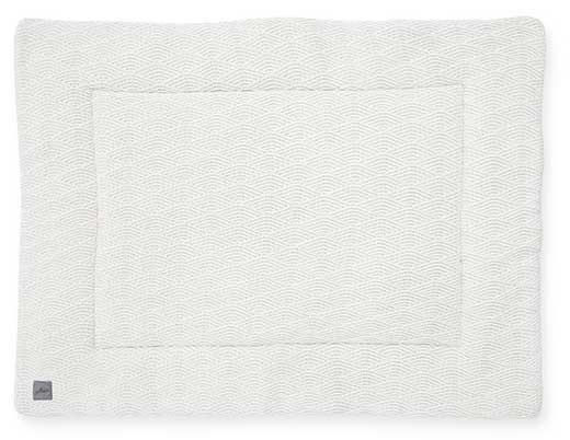 Jollein Boxkleed 80x100cm River Knit Cream White