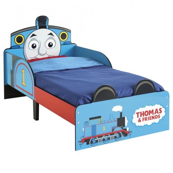 Thomas de Trein Junior Bed Snuggle