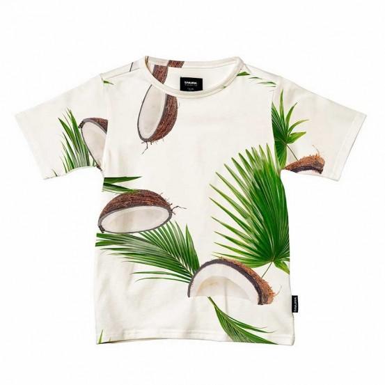 Snurk Kids T-shirt Coconuts