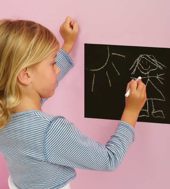 Krijtbord Mini Wall Art stickers