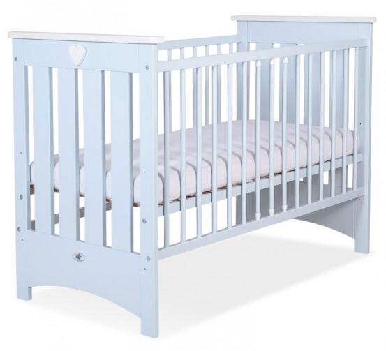 Baby Ledikant Babyblauw