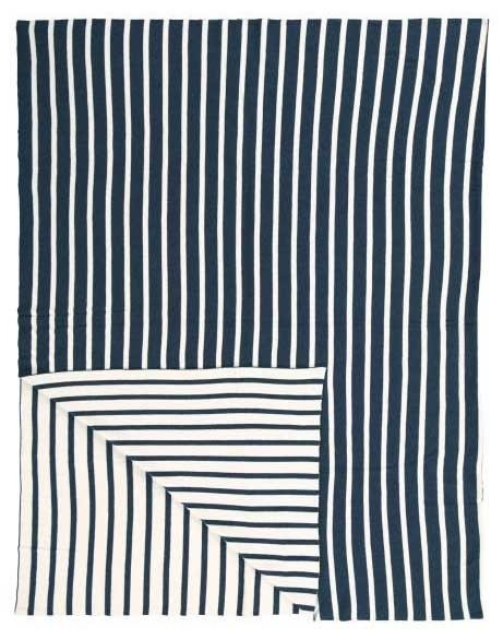 Marc O'Polo Plaid Arre Blue (130x170cm)