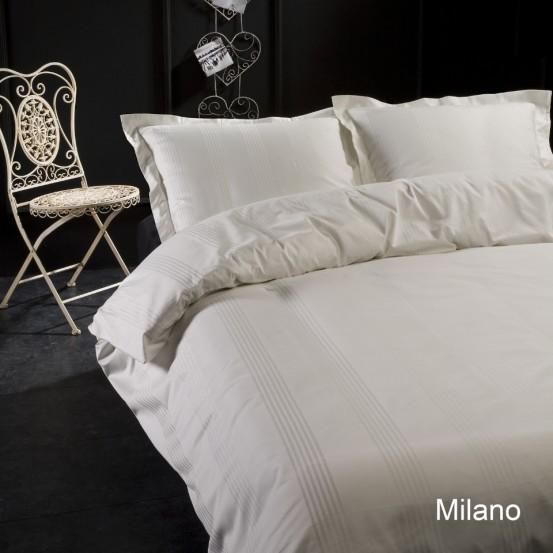 Papillon Dekbedovertrek Milano Ivoor