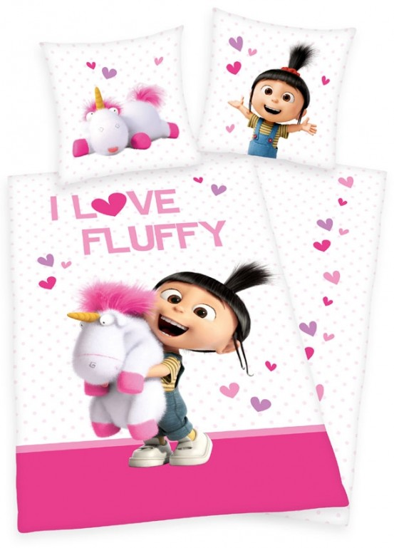 Minions Dekbedovertrek Fluffy