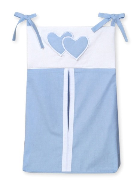 My Sweet Baby Luierzak Two Hearts Blauw