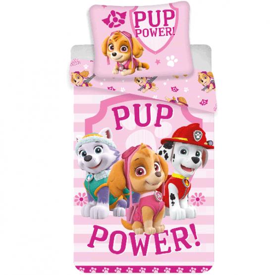 Paw Patrol Dekbedovertrek Pup Power