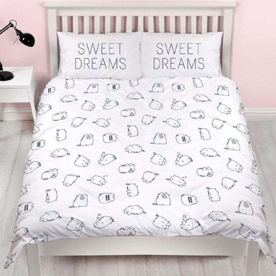 Dekbedovertrek Pusheen Sweet Dreams 200x200cm