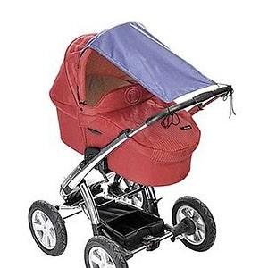 UV Bescherming voor Kinderwagens Paars