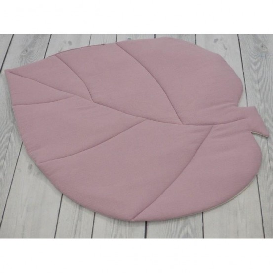 Betulli Speelkleed Mousseline Herfstblad Dusty Pink