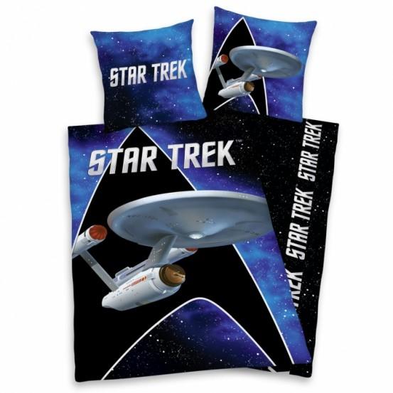 Teen World Dekbedovertrek Star Trek