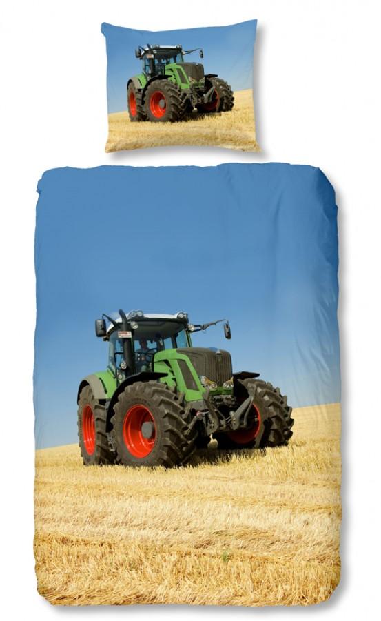 Stoer Jongens Dekbed Tractor